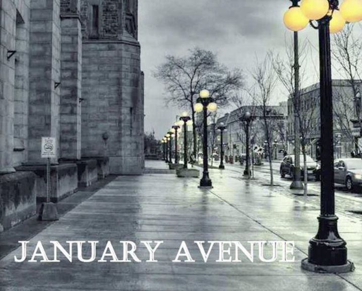 January Avenue Tour Dates