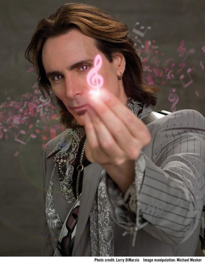 Steve Vai @ WorkPlay Theatre - Birmingham, AL