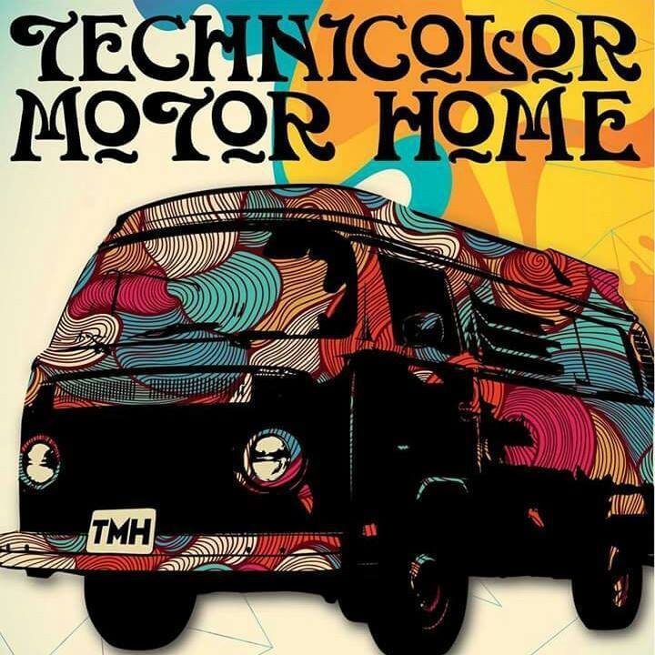 Technicolor Motor Home Tour Dates