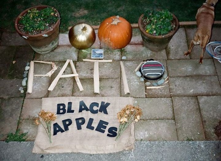 The Black Apples Tour Dates