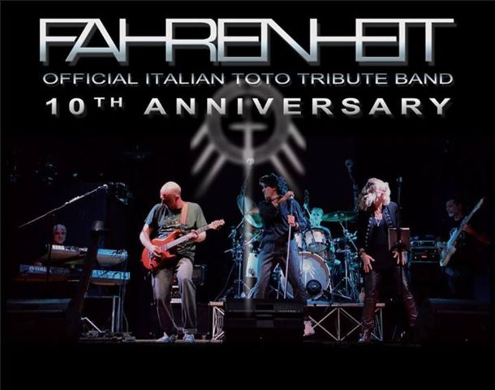Fahrenheit - Official Italian Toto Tribute band Tour Dates
