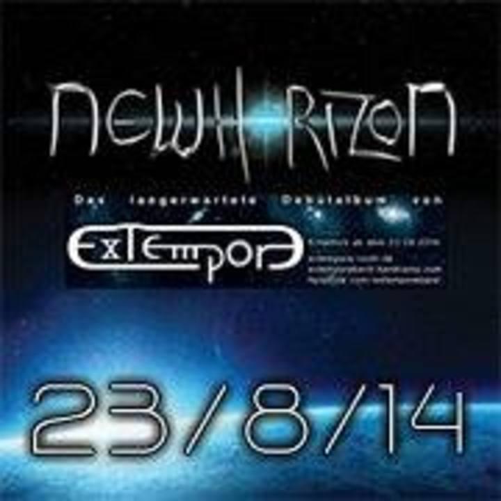 Extempore Tour Dates