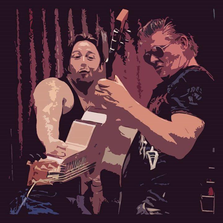 Monster Guitars Tour Dates