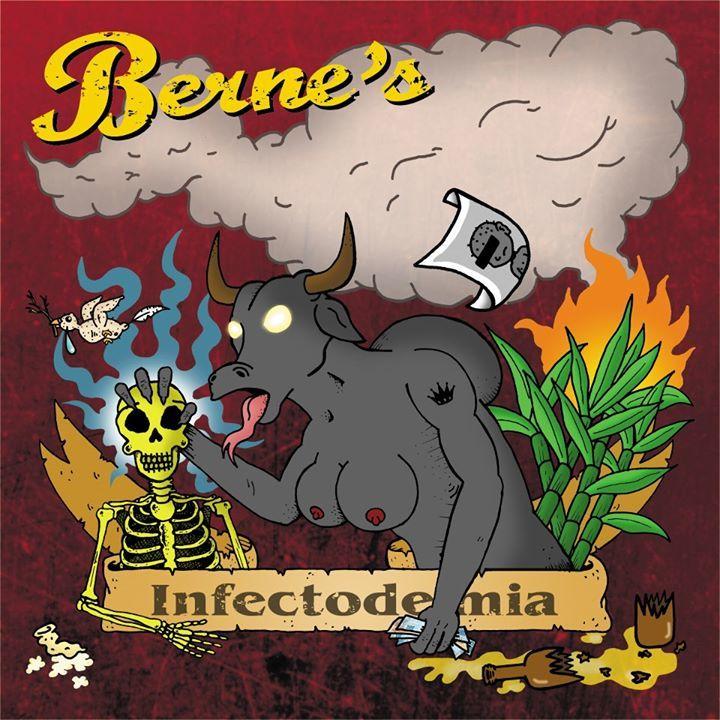 Berne's Tour Dates