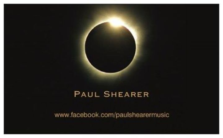Paul Shearer Music Tour Dates