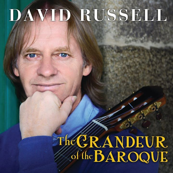 David Russell (Classical Guitarist) Tour Dates