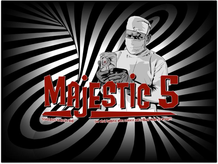 Majestic 5 Tour Dates