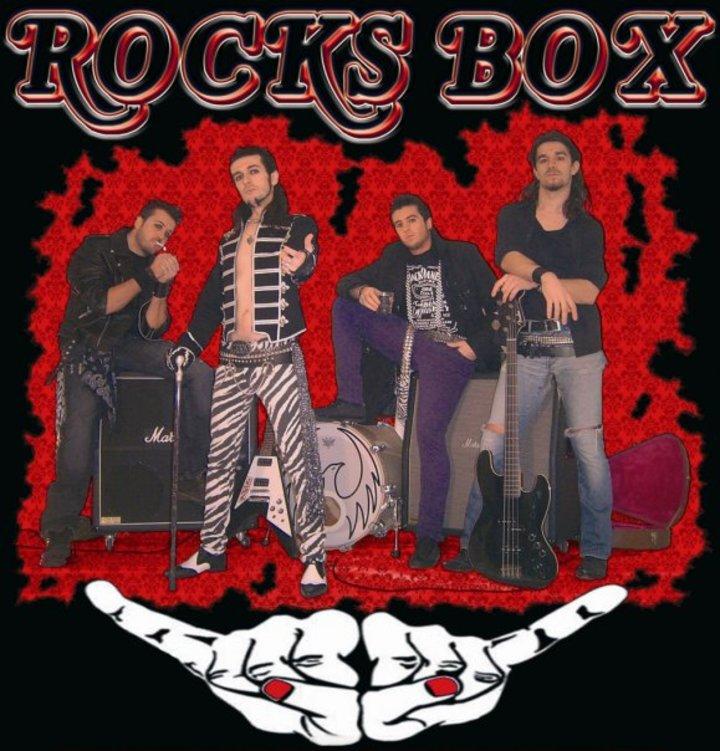 ROCKS BOX Tour Dates
