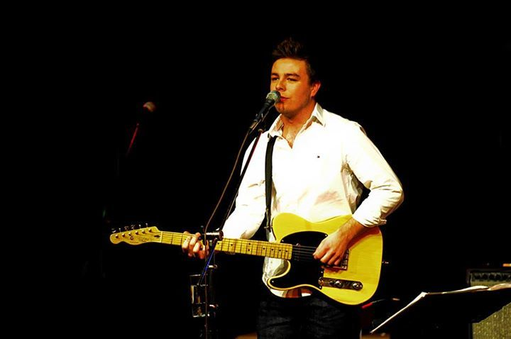 Daniel Martin @ Nenagh Arts Centre - Tipperary, Ireland