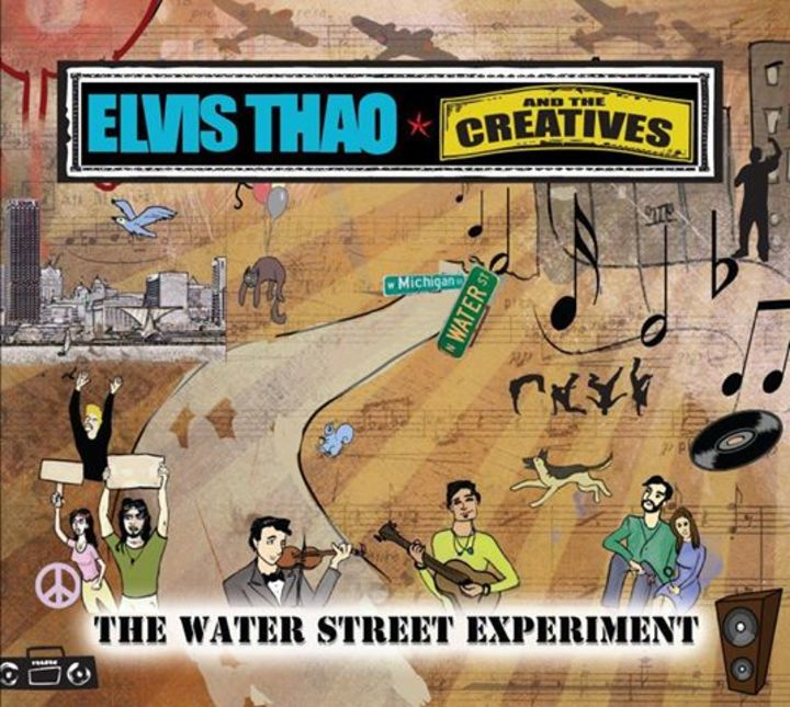 Elvis Thao and The Creatives Tour Dates