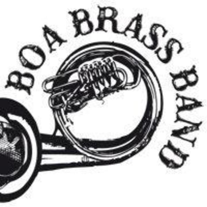 Boa Brass Band @ Déambulation - Fondremand, France