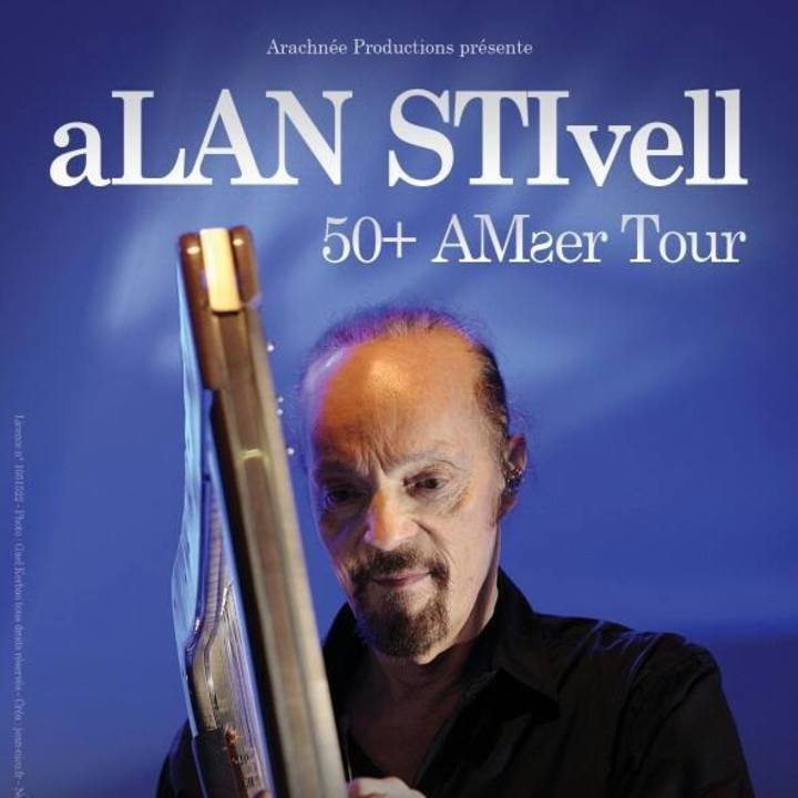 Alan Stivell @ L'AMPHY - Yutz, France