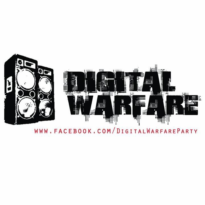 Digital Warfare Party Tour Dates
