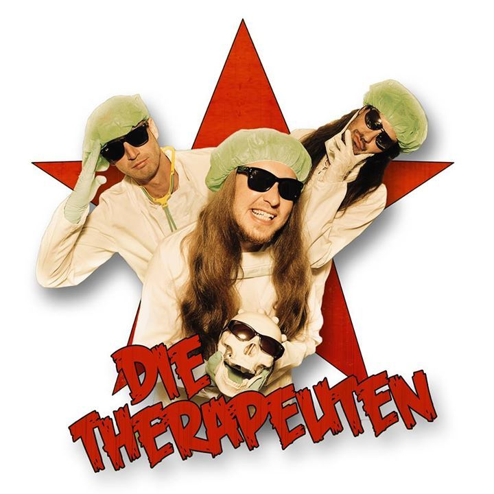 Die Therapeuten Tour Dates