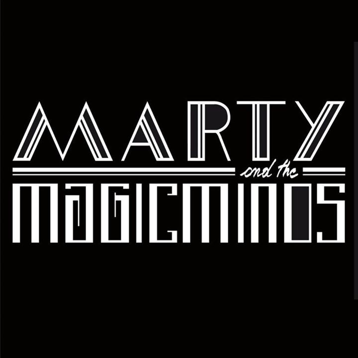 Marty and the Magic Minds Tour Dates
