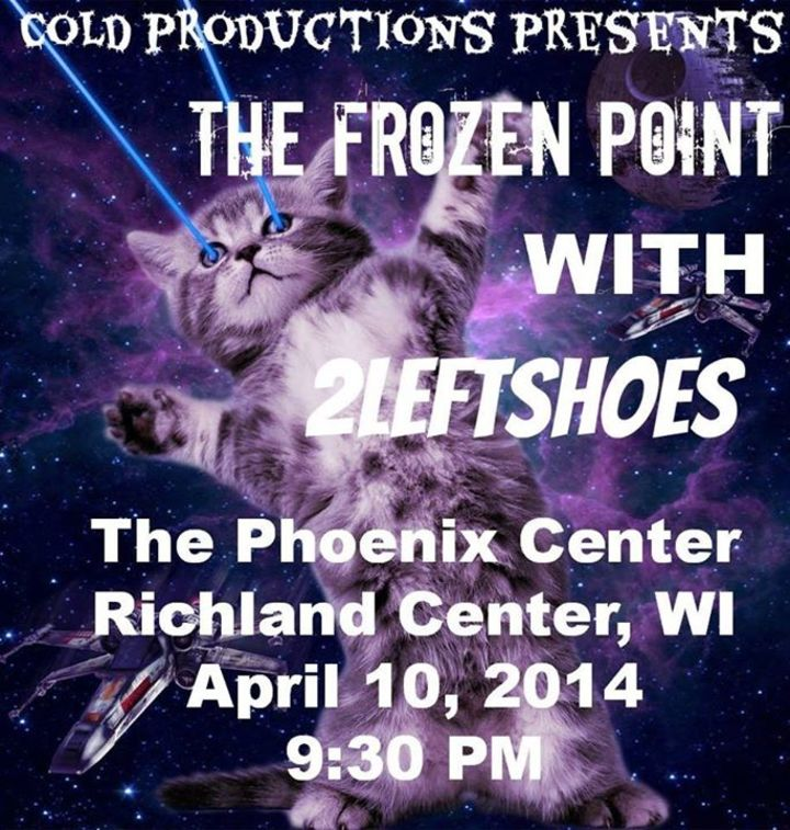 The Frozen Point Tour Dates