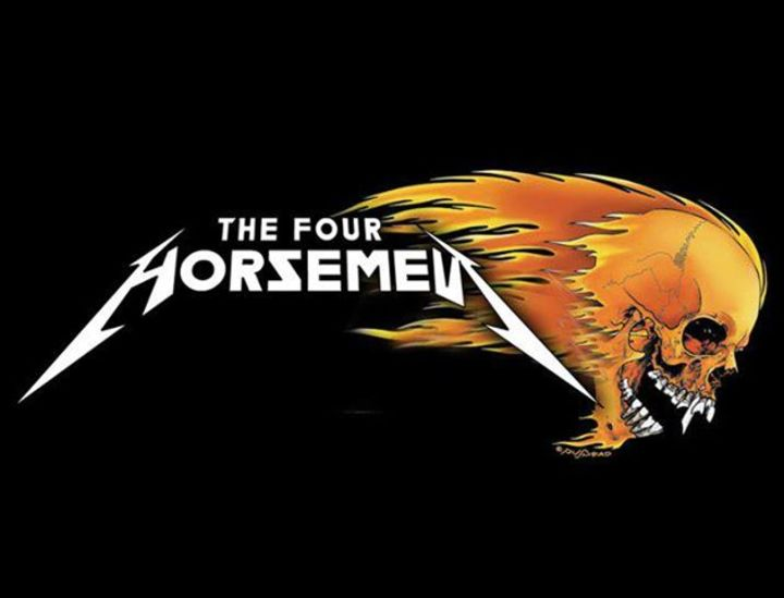 Banda The Four Horsemen - Metallica Cover Tour Dates