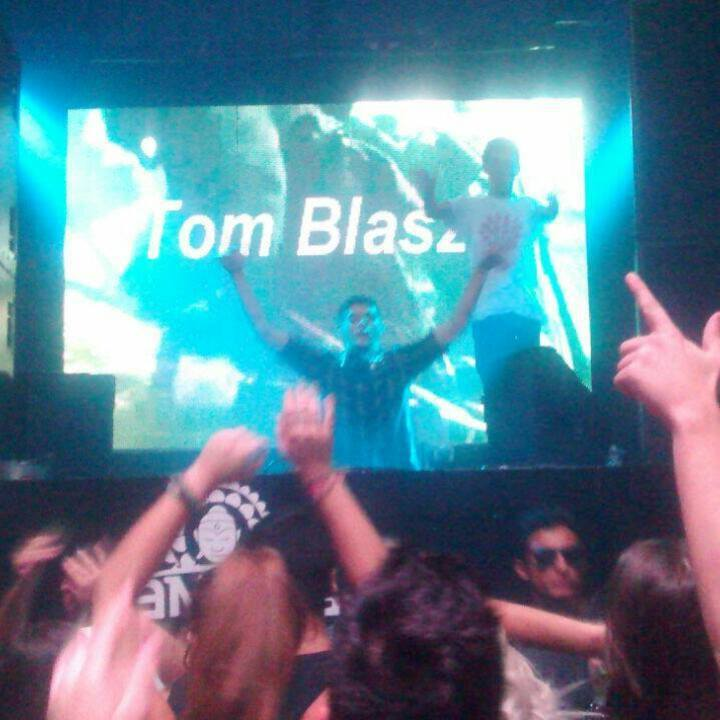 Tom Blasz Tour Dates