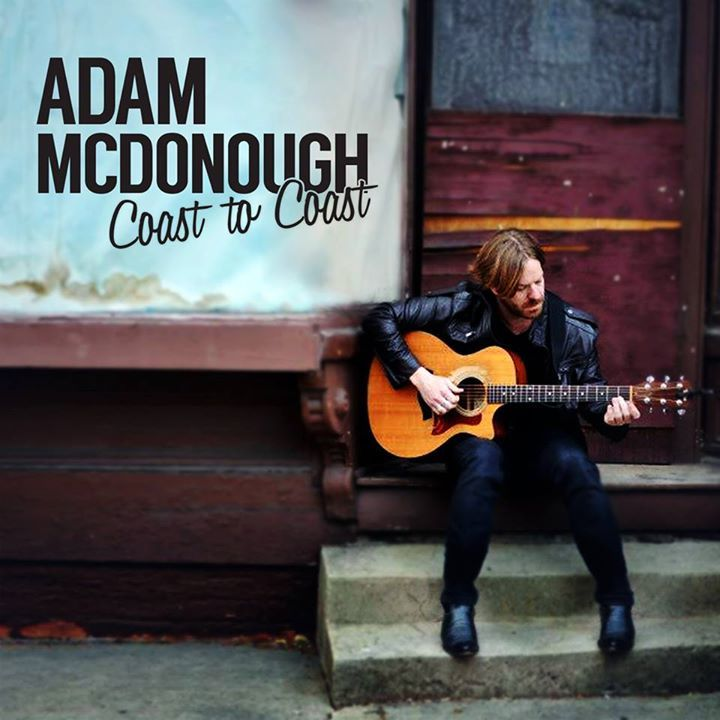 Adam McDonough Tour Dates