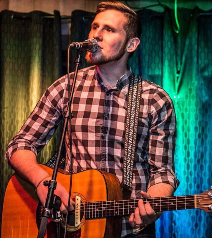 Alex Mendenall @ The Waterfront Bar and Grill - Lansing, MI