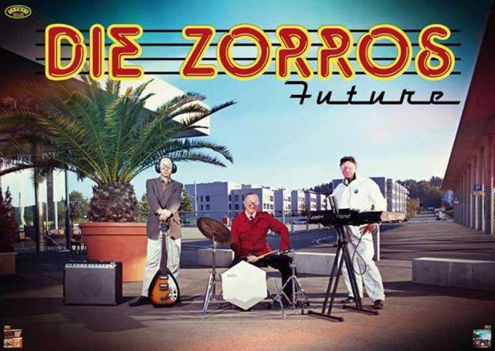 Die Zorros Tour Dates