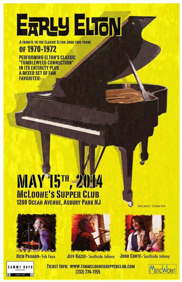 Master of Music Series Tour Dates