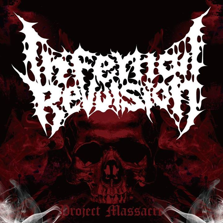 Infernal Revulsion Tour Dates