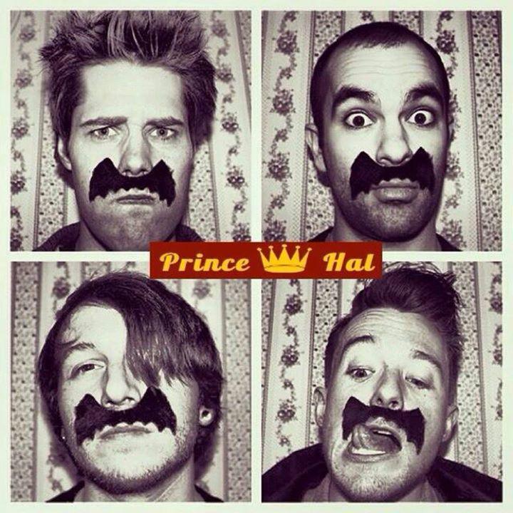 Prince Hal Tour Dates