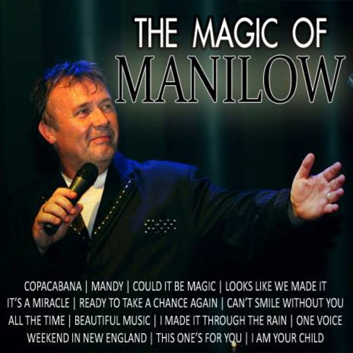 MagicOfManilow Tour Dates