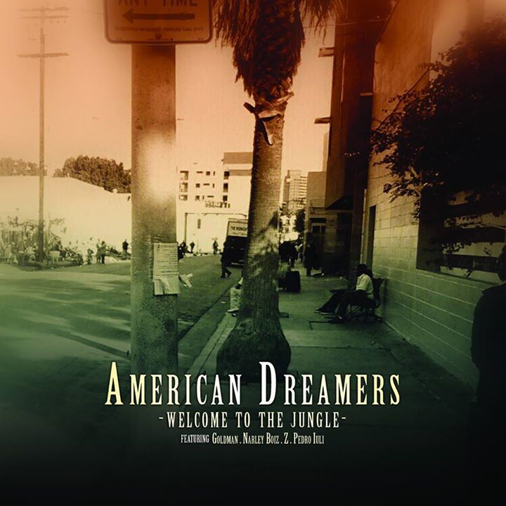 American Dreamers Tour Dates