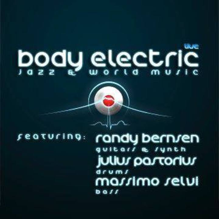 Body Electric Tour Dates