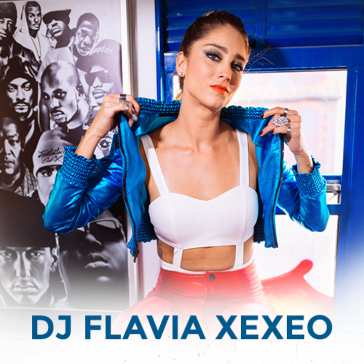 Dj Flavia Xexéo Tour Dates