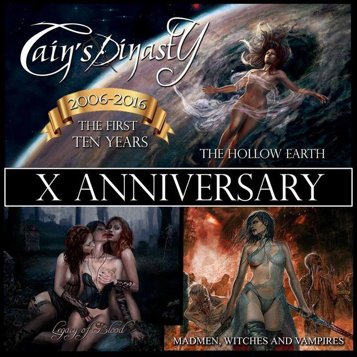 Cain's Dinasty Tour Dates