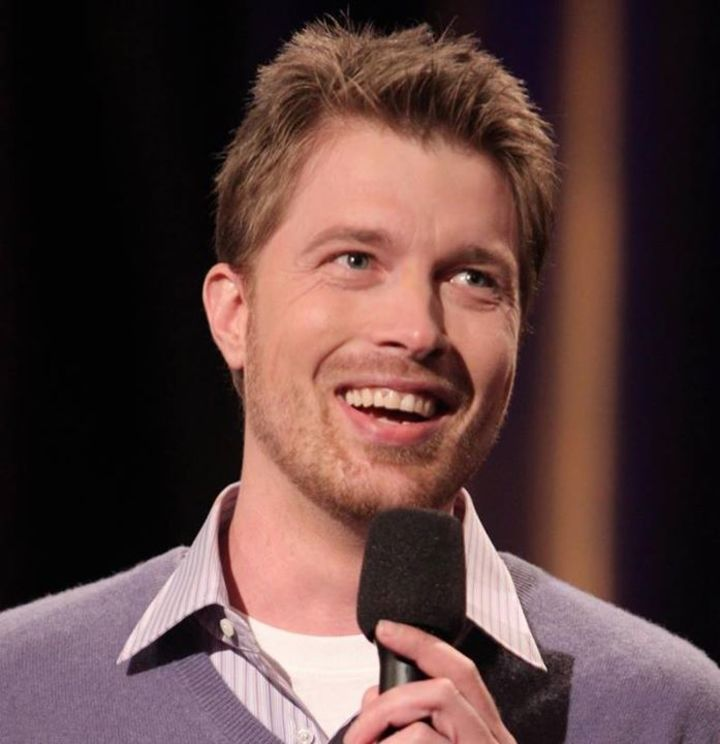 Shane Mauss @ Harlow's Restaurant and Nightclub - Sacramento, CA