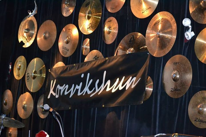 Konvikshun Tour Dates