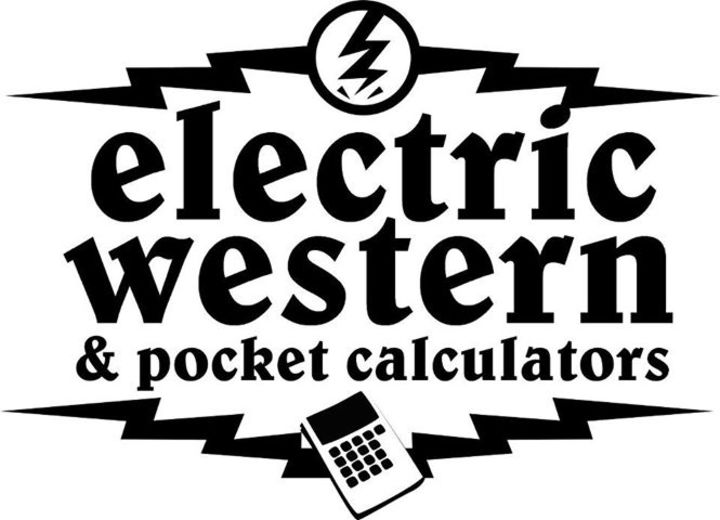 Electric Western and the Pocket Calculators Tour Dates