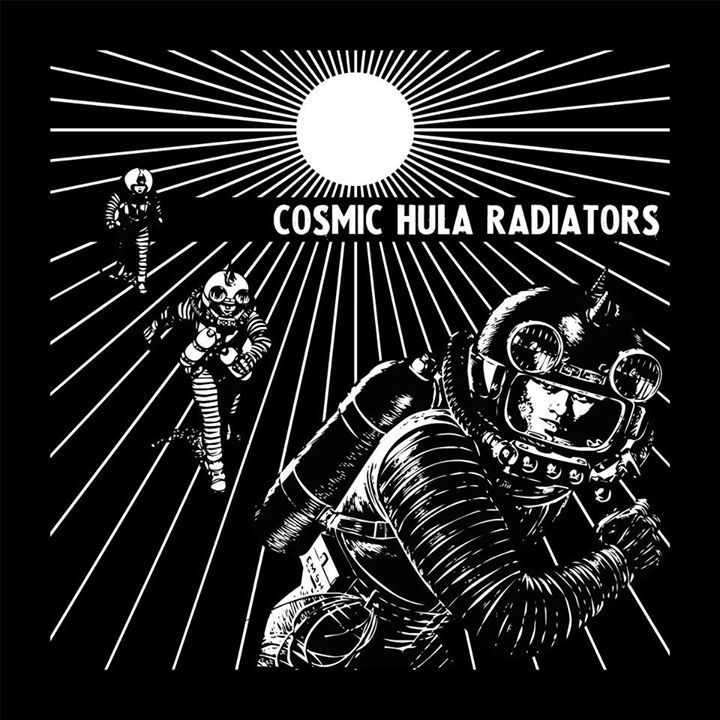 Cosmic Hula Radiators Tour Dates