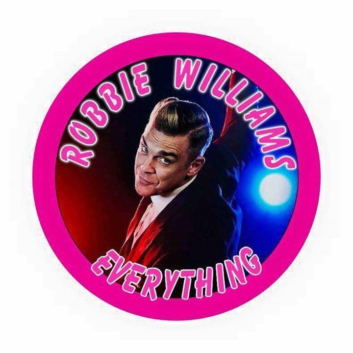 Robbie Williams is Amazing Tour Dates