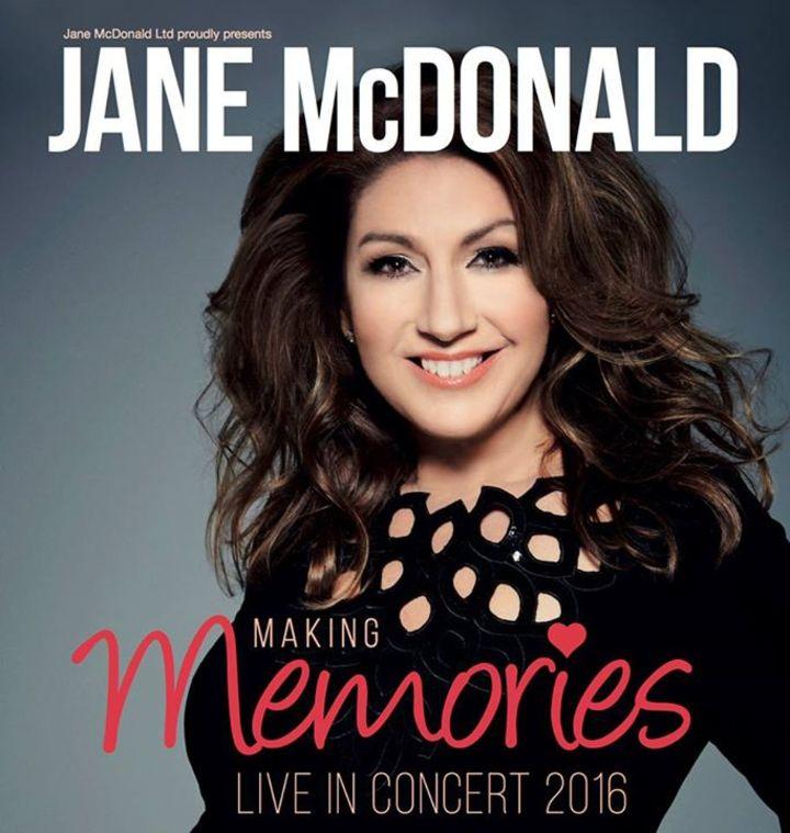 Jane McDonald Tour Dates