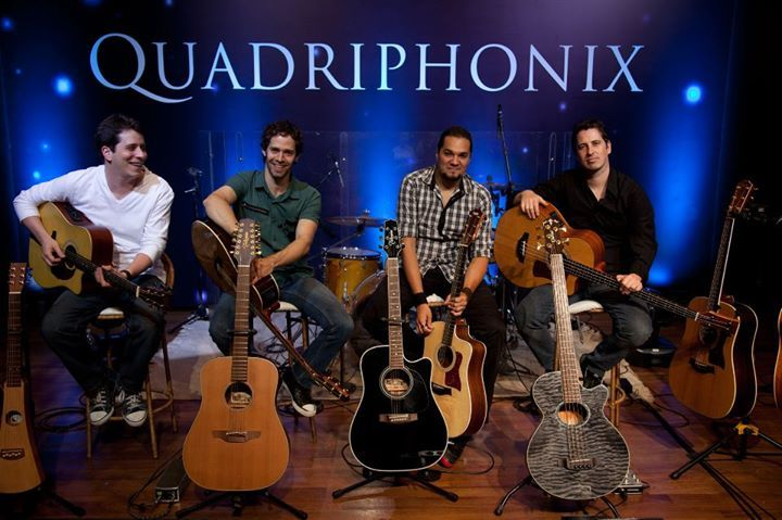 Quadriphonix Tour Dates