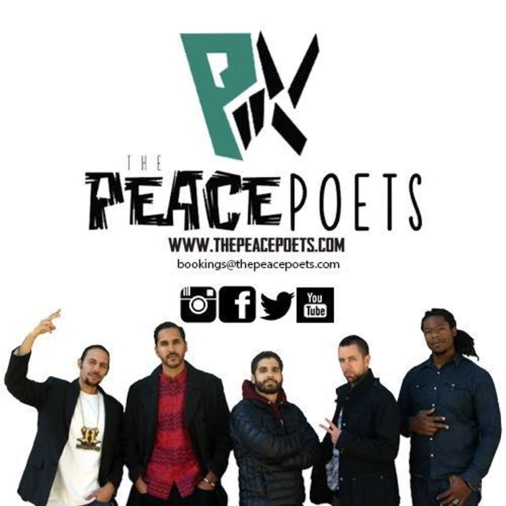 The Peace Poets Tour Dates