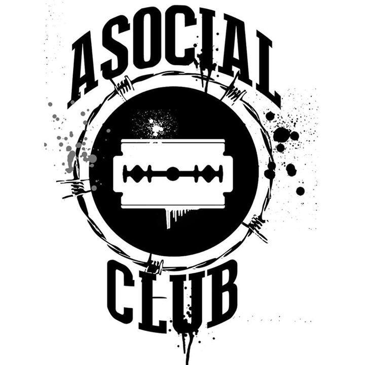 Asocial Club Tour Dates