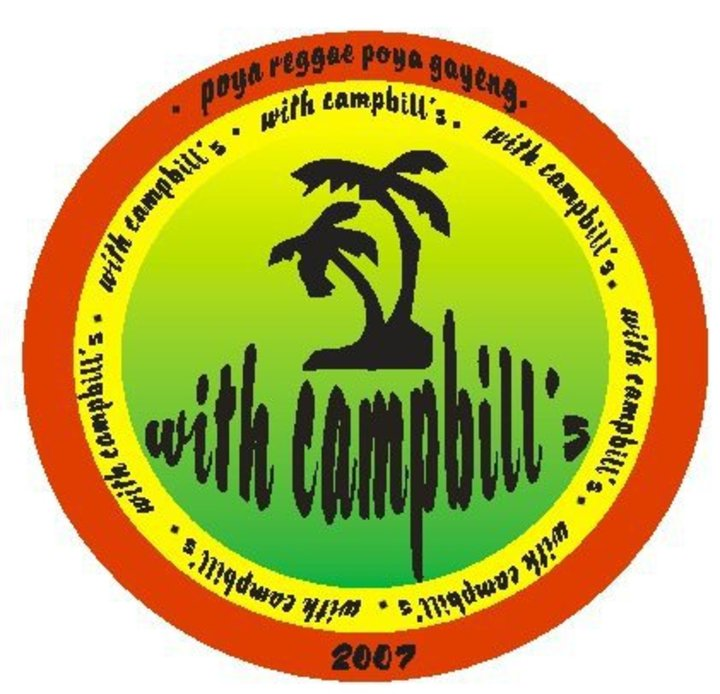 Withcampbill's Reggae Tour Dates