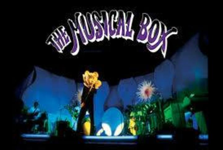 The Musical Box Official Tour Dates