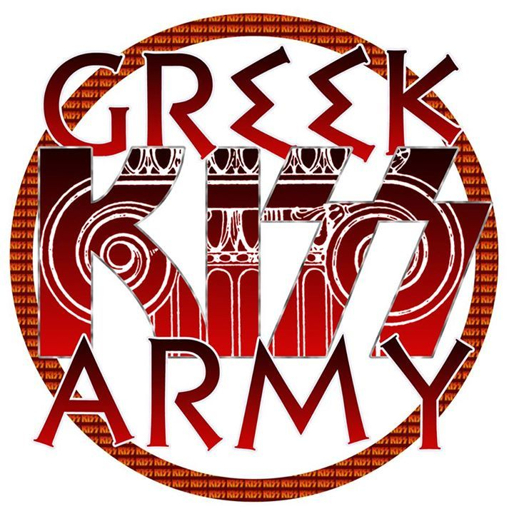 GREEK KISS ARMY Tour Dates