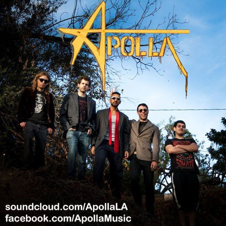 Apolla Tour Dates