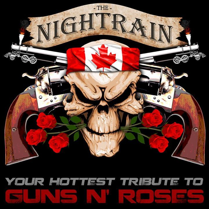 The Nightrain Tour Dates