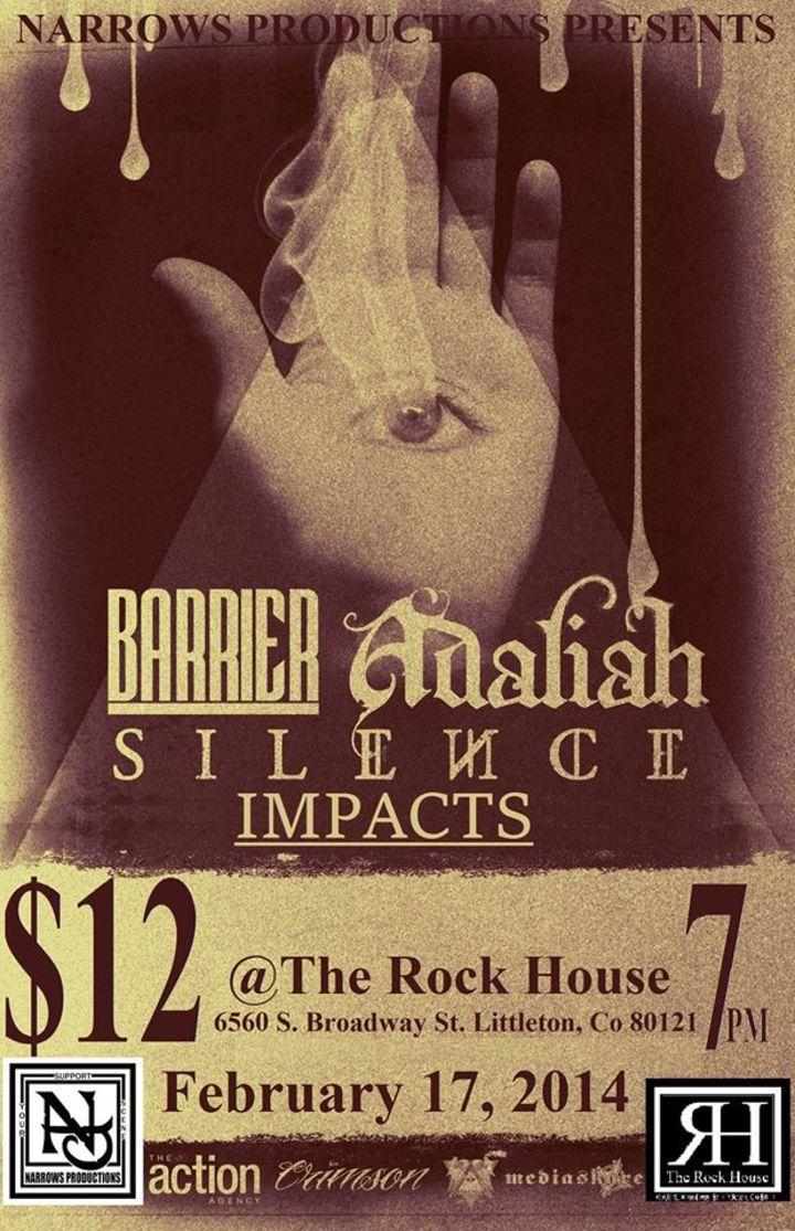 Impacts Tour Dates