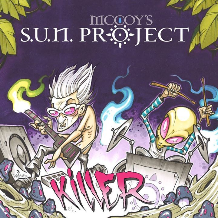 McCOY's S.U.N. Project Tour Dates