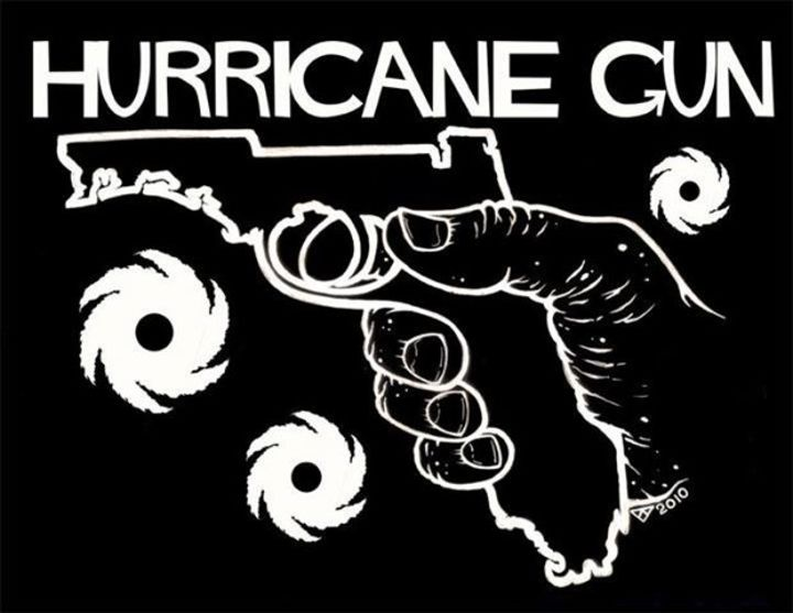 Hurricane gun Tour Dates